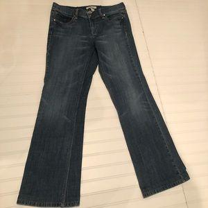 WHBM Bling Pockets Noir Jeans